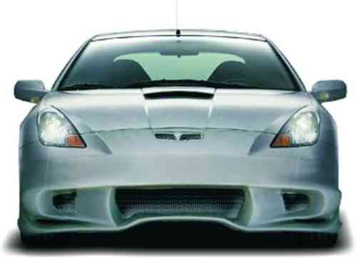 BUMPER TOYOTA CELICA2000 RADICAL FRONT