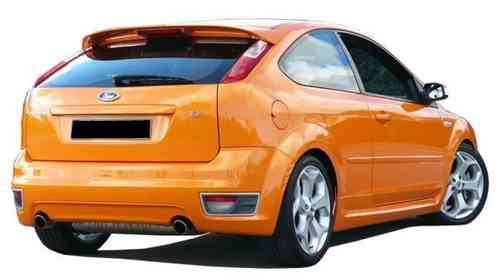 PARAGOLPES FORD FOCUS ST TRASERO