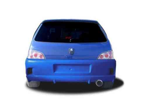 BUMPER PEUGEOT 106 II MOD I FLASH REAR