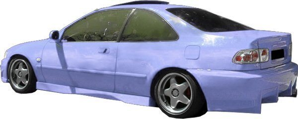 Side Skirts Honda Civic 92 Coupe