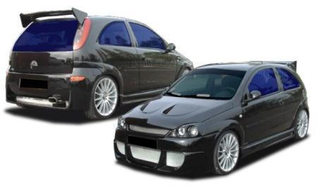 KIT COMPLETO OPEL CORSA C EVO-RS