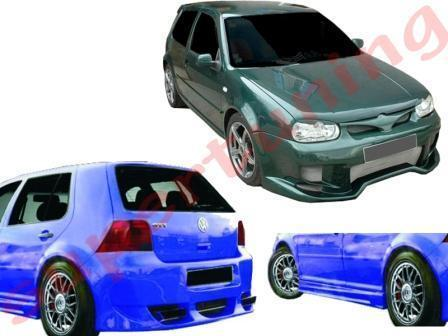 KIT COMPLETO VW GOLF IV RADIKAL