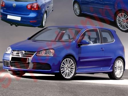 KIT COMPLETO VW GOLF V R32