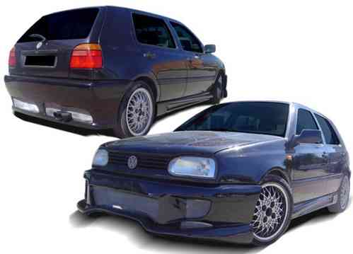 KIT COMPLETO VW GOLF III RADIKAL