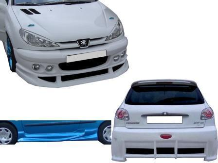 KIT COMPLETO PEUGEOT 206 COMPETITION
