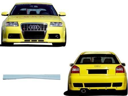COMPLETE KIT AUDI A3 NEW STYLE(GRILLE APART)