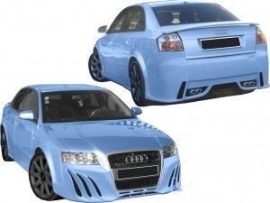 COMPLETE KIT AUDI A4 2004 SHARK