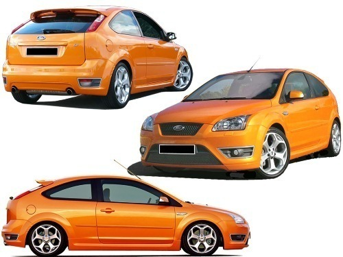 KIT COMPLETO FORD FOCUS ST 2005-08 II MODELO