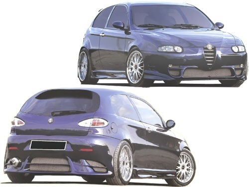 KIT CARROCERIA ALFA ROMEO 147 SENSATION