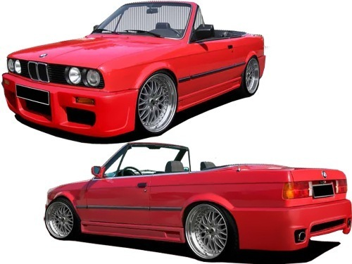 kit carrosserie bmw e30 plus ebay. Black Bedroom Furniture Sets. Home Design Ideas