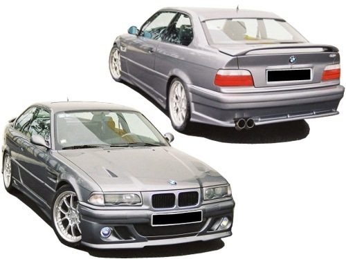 kit carrosserie bmw e36 illusion ebay. Black Bedroom Furniture Sets. Home Design Ideas