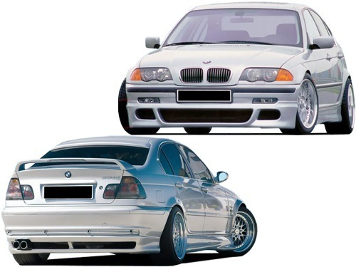 Body Kit Bmw E46 Rs