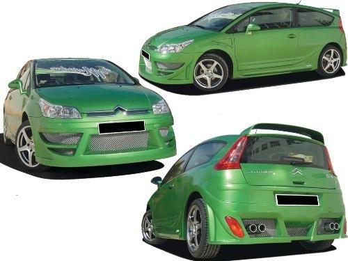Kit carrosserie citro n c4 el matador - Kit carrosserie c4 coupe ...