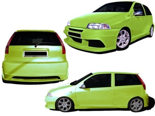KIT CARROCERIA FIAT PUNTO 93-99 SPHINX