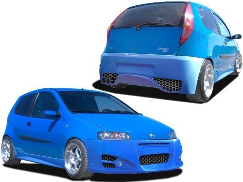 KIT CARROCERIA FIAT PUNTO 00 3P GHOST