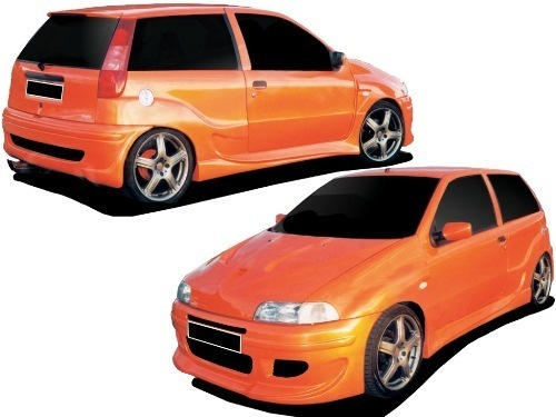 KIT CARROCERIA FIAT PUNTO 93-99 DIABLO WIDE