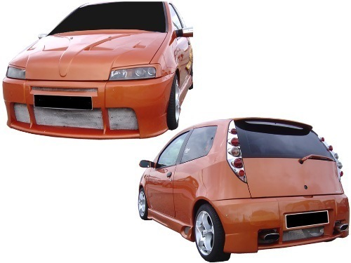 KIT CARROCERIA FIAT PUNTO 00 3P RS