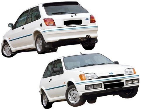 KIT CARROCERIA FORD FIESTA 89-95 XR2I - NO SIDE SKIRTS INCLUED