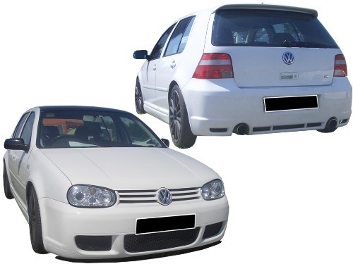 body kit vw golf iv r32. Black Bedroom Furniture Sets. Home Design Ideas