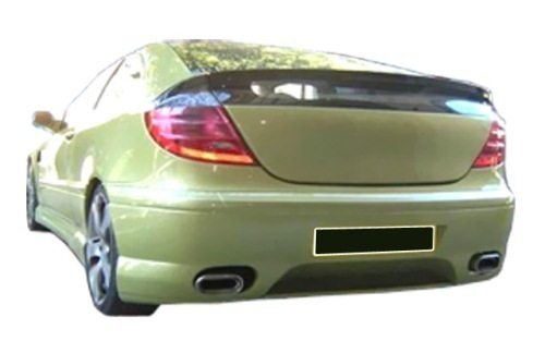 PARAGOLPES TRASERO MERCEDES CLASSE C W203 COUPE