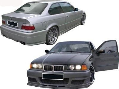 pare chocs avant bmw e36 m3 inferno ebay. Black Bedroom Furniture Sets. Home Design Ideas