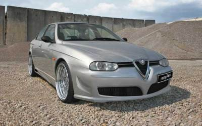KIT FIBRA ALFA ROMEO 156 GENUINE