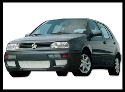 REAR BUMPER GOLF III R32
