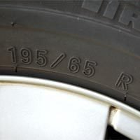 Meaning of the lateral tire registration