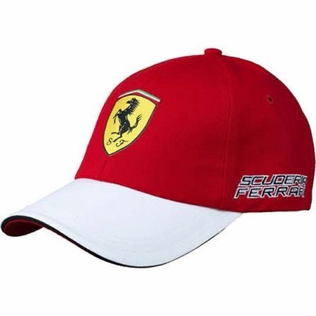 GORRA  FERRARI THREE COLOURED CAP  TU TU