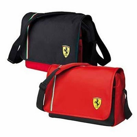 ACCESSORY FERRARI MESSENGER BAG