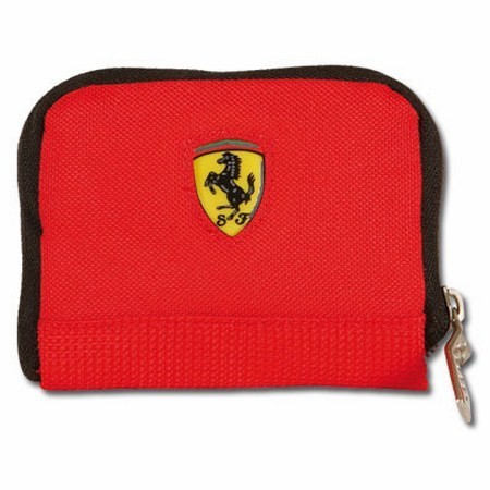 ACCESSORY FERRARI CARTERA ZIP SF