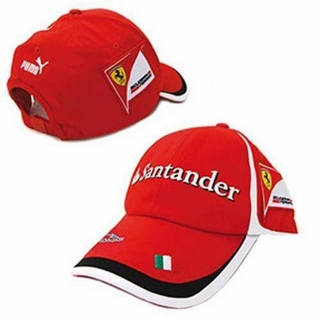 GORRA  FERRAI GORRA RACING ALONSO