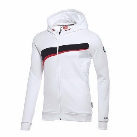 CHAQUETA BMW CHAQUETA HOODED SWEAT