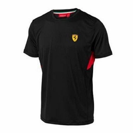 CAMISETA FERRARI MENS PERFORMANCE TEE