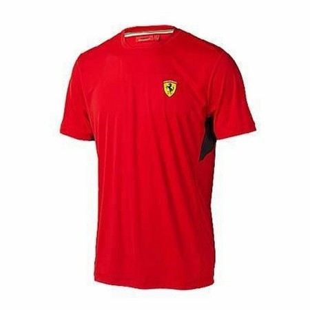 T-CAMICIA FERRARI MENS PERFORMANCE TEE
