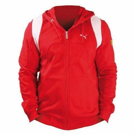 SUDADERA FERRARI SUDADERA HOODED SWEAT