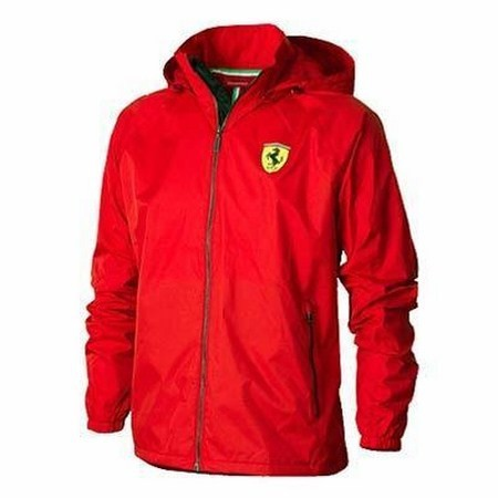 CHAQUETA FERRARI MENS WINDBREAKER JACKET