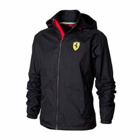 JACKET FERRARI MENS WINDBREAKER JACKET