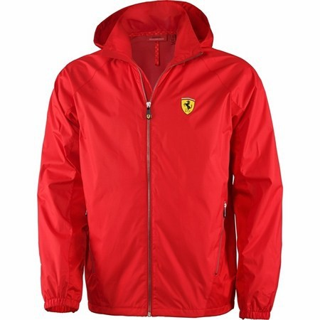 JACKET FERRARI IMPERMEABLE