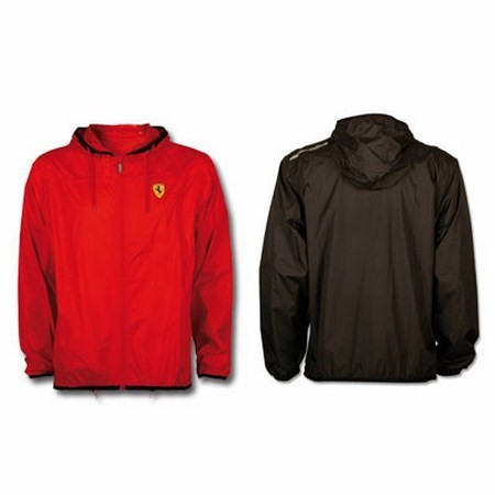 JACKET FERRARI IMPERMEABLE 23 L