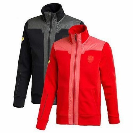 JACKET FERRARI JACKET SWEAT