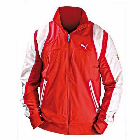 JACKET FERRARI SF JACKET TRACK