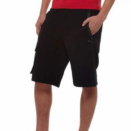 CALÇAS FERRARI SWEAT SHORTS