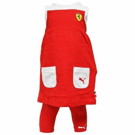 FERRARI Body Baby Grow