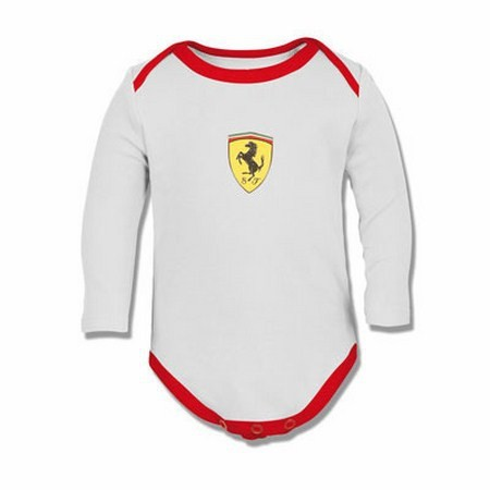 BEBÉ  FERRARI BODY SCUDETTO