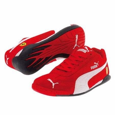 ZAPATILLA PUMA SF LIGHT FLIGHT JR