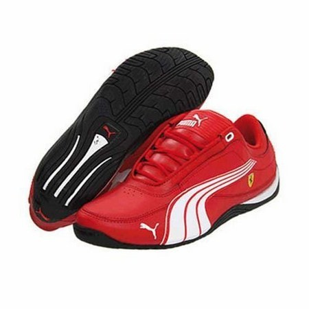 ZAPATILLA FERRARI DRIFT CAT 4 L SF JR