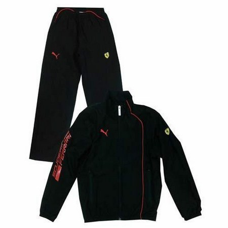 TRAININGSANZUG FERRARI TRAININGSANZUG WOVEN SUIT