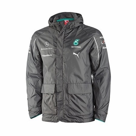 GIACCA MERCEDES IMPERMEABLE CASTLEROCK