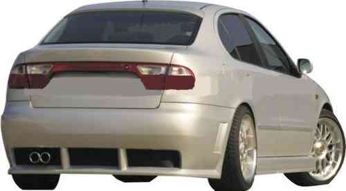 BUMPER SEAT TOLEDO RACING REAR